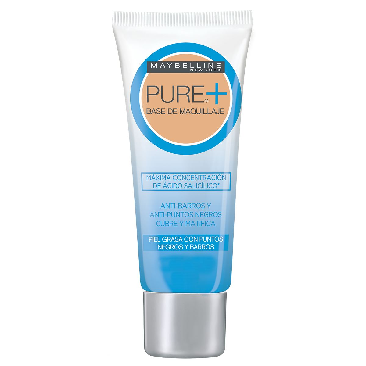 Base de Maquillaje Pure Plus Maybelline 20 Beige Claro