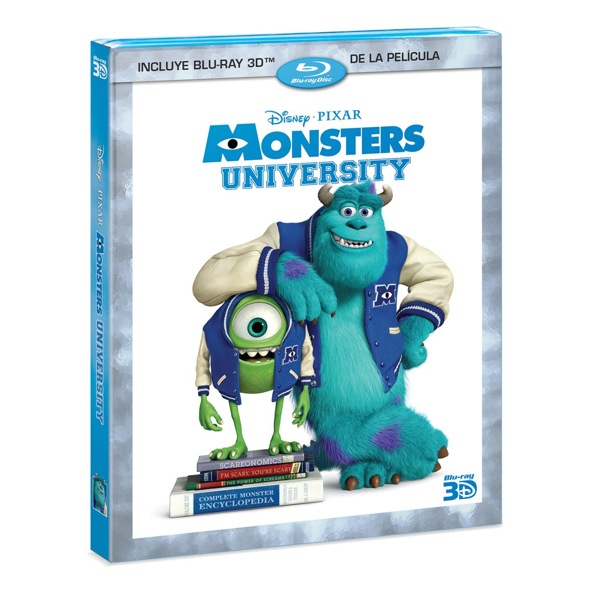 Br 3d monsters university  - Sanborns