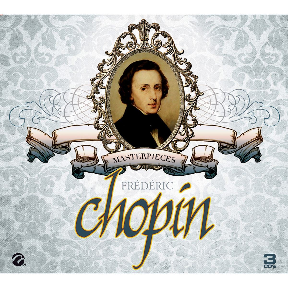 CD3 Frederic Chopin Masterpieces