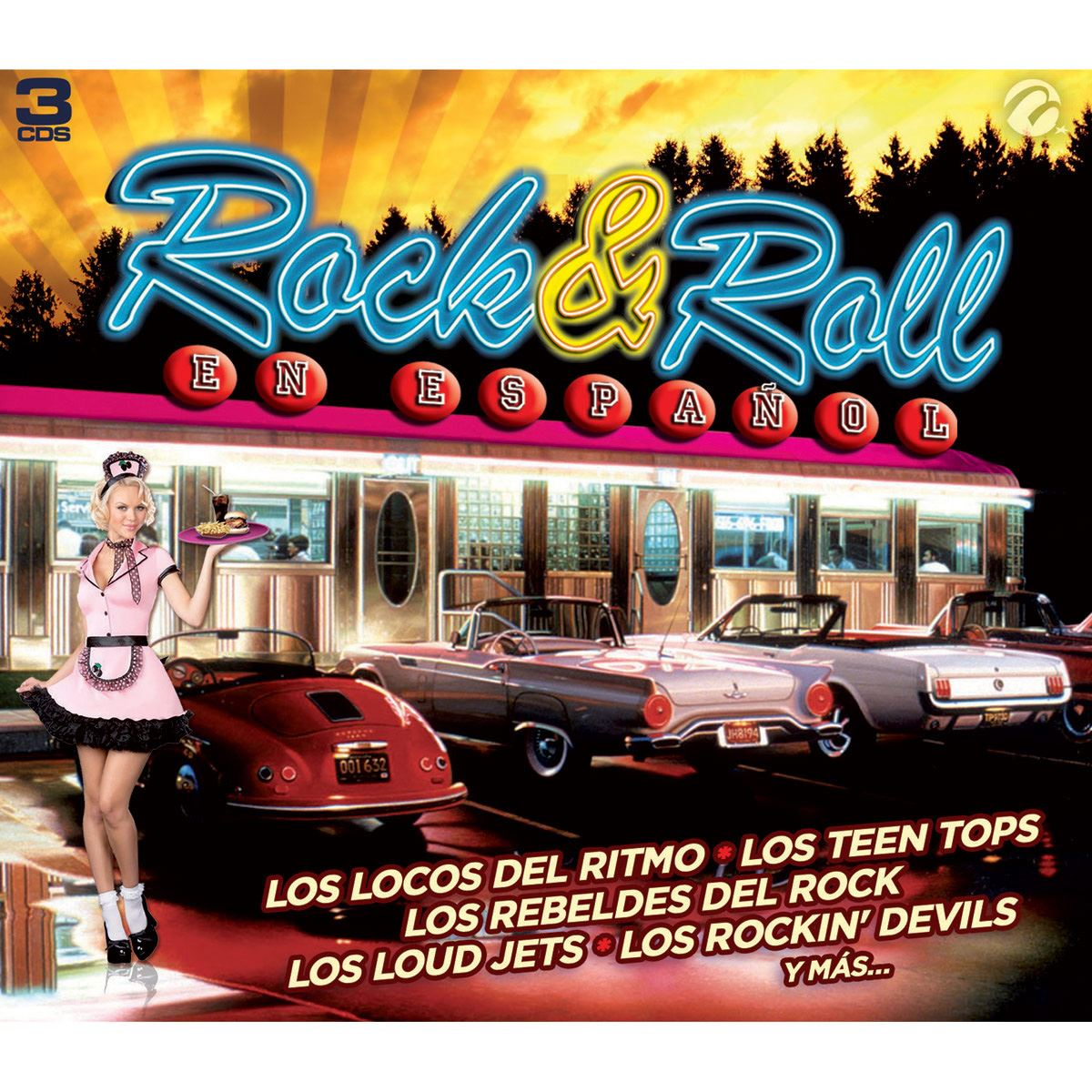 CD3 Rock & Roll En Español