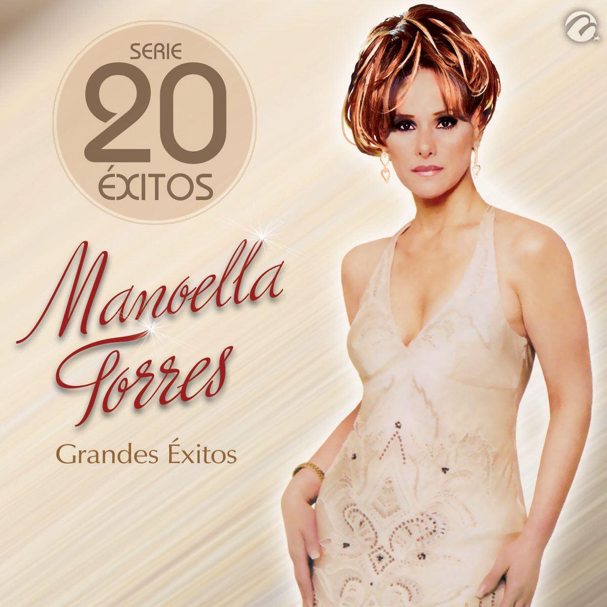 CD Manoella Torres-Grandes Éxitos