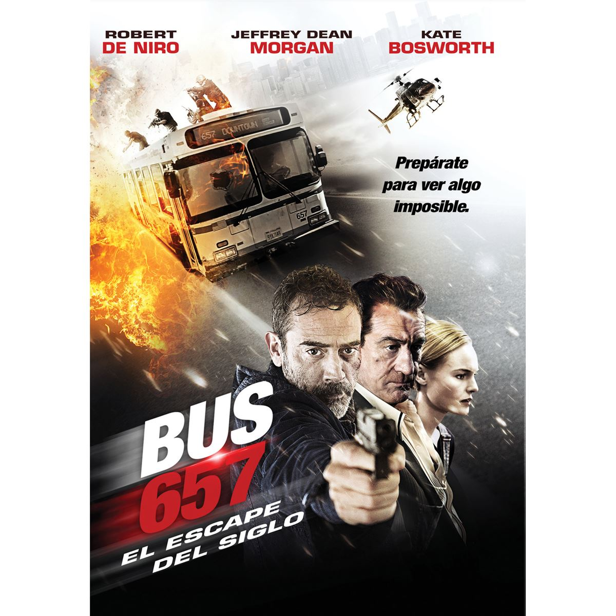 DVD Bus 657: El Escape del Siglo