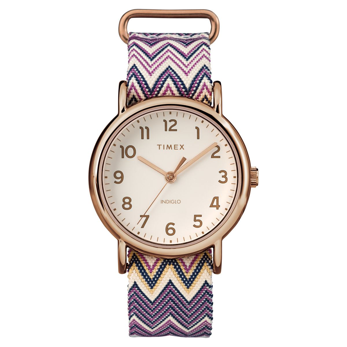 Reloj timex tw2r59000 dama  fashion  - Sanborns