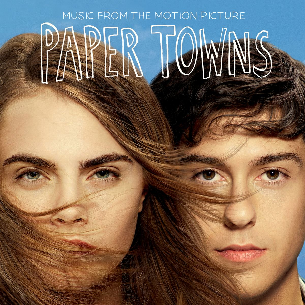 Cd paper towns music from the montion picture  - Sanborns