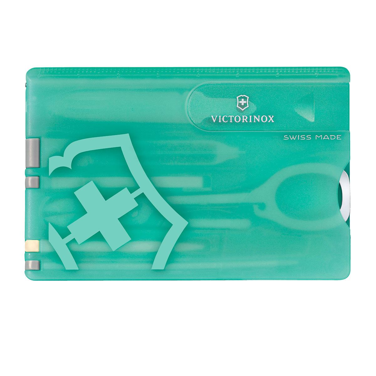 Swiss Card Classic Fresh Energy Special Edition 2020 Victorinox
