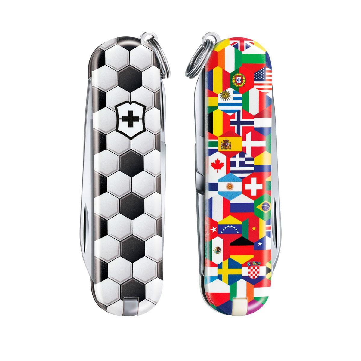 Navaja Victorinox Classic Limited Edition 2020 World of Soccer