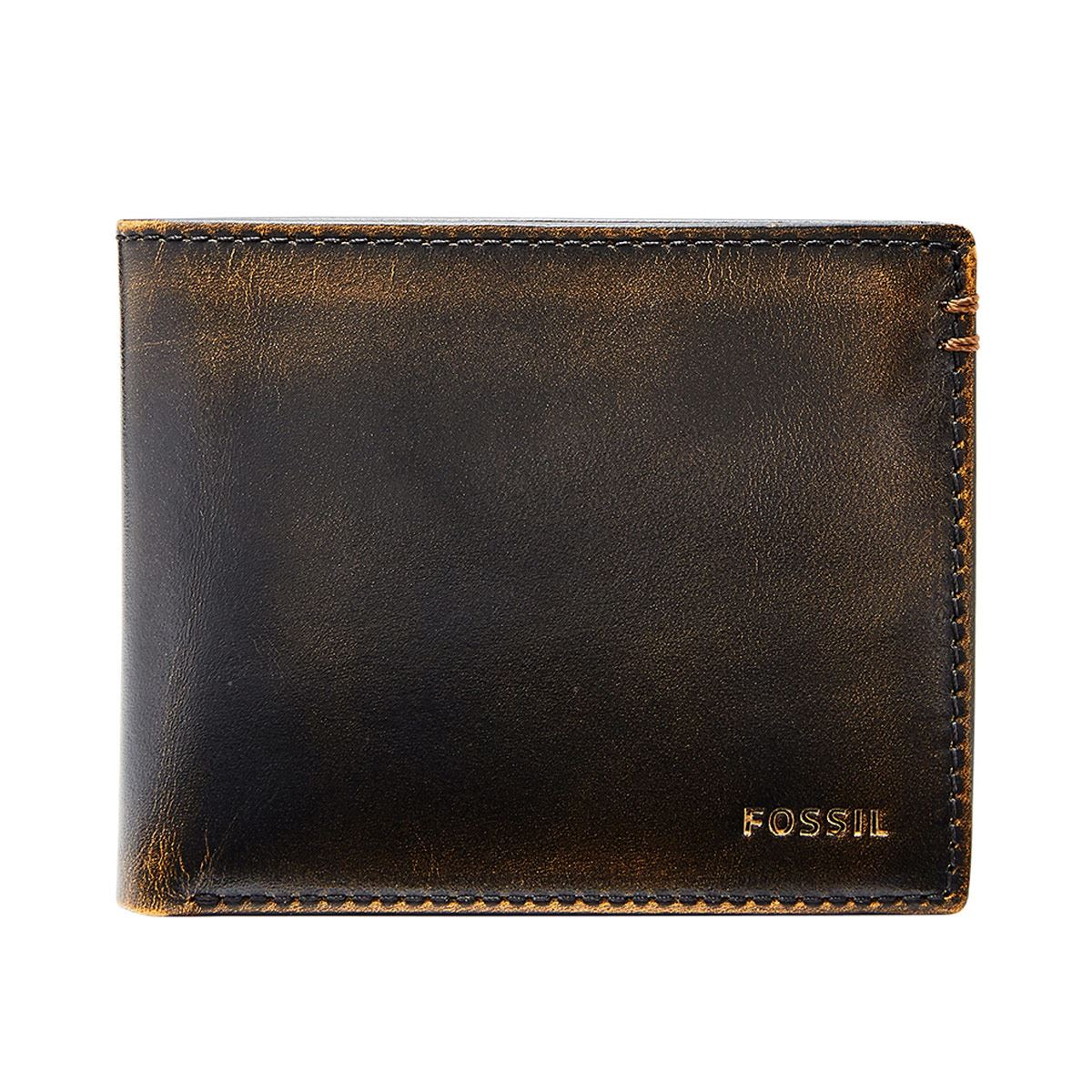Billetera Negro ML3882001 Fossil