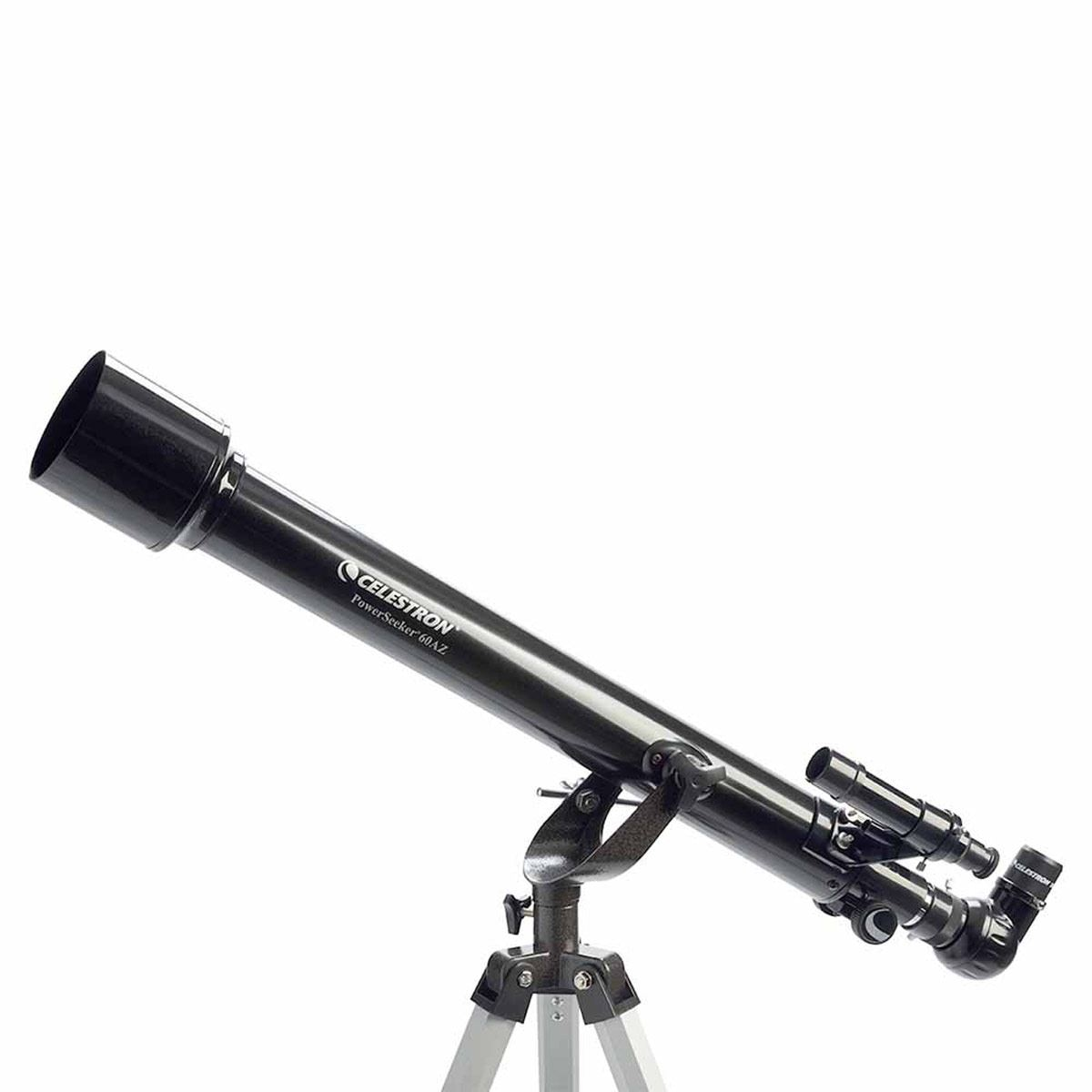 Telescopio Celestron Power negro