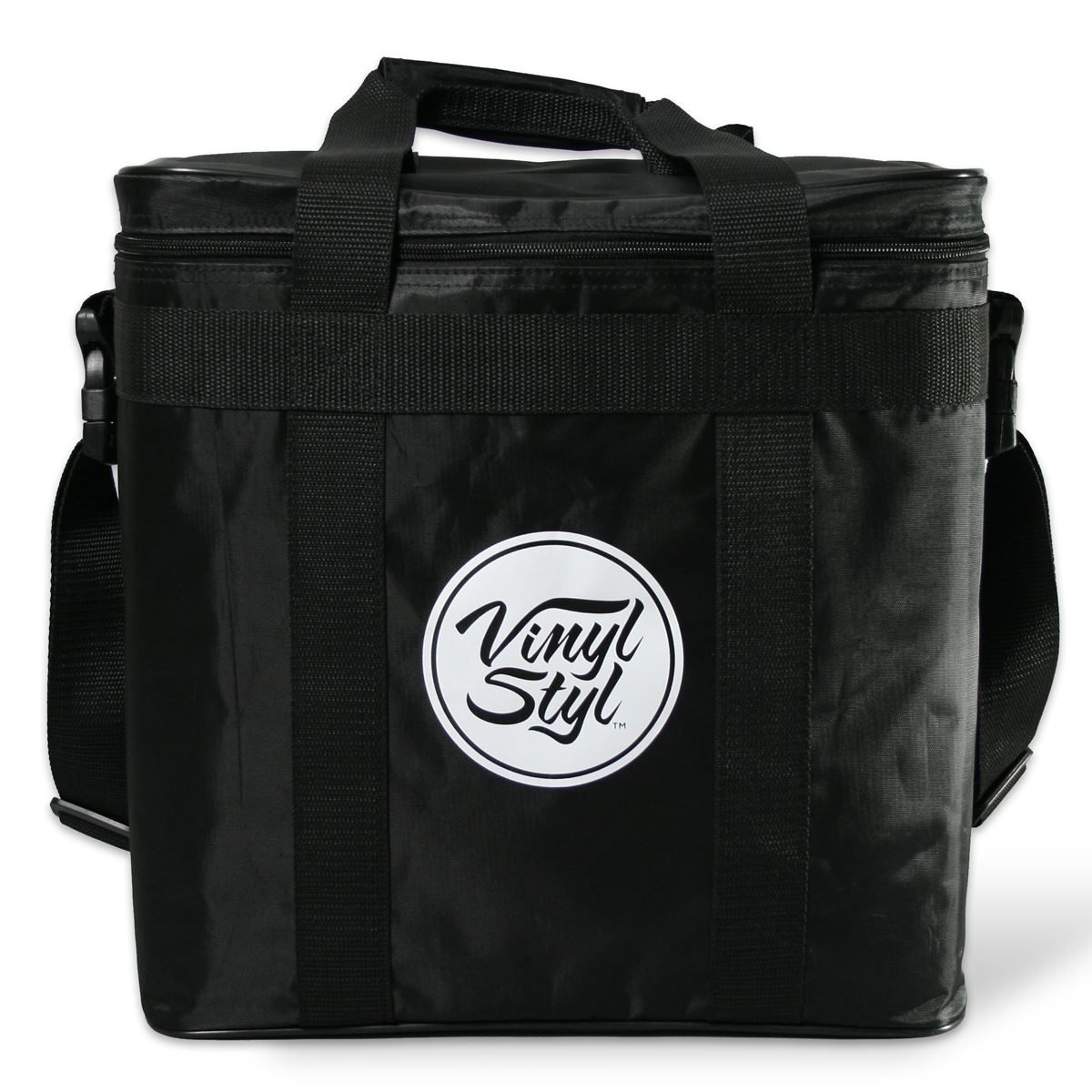 Vinyl styl padded carrying case  - Sanborns