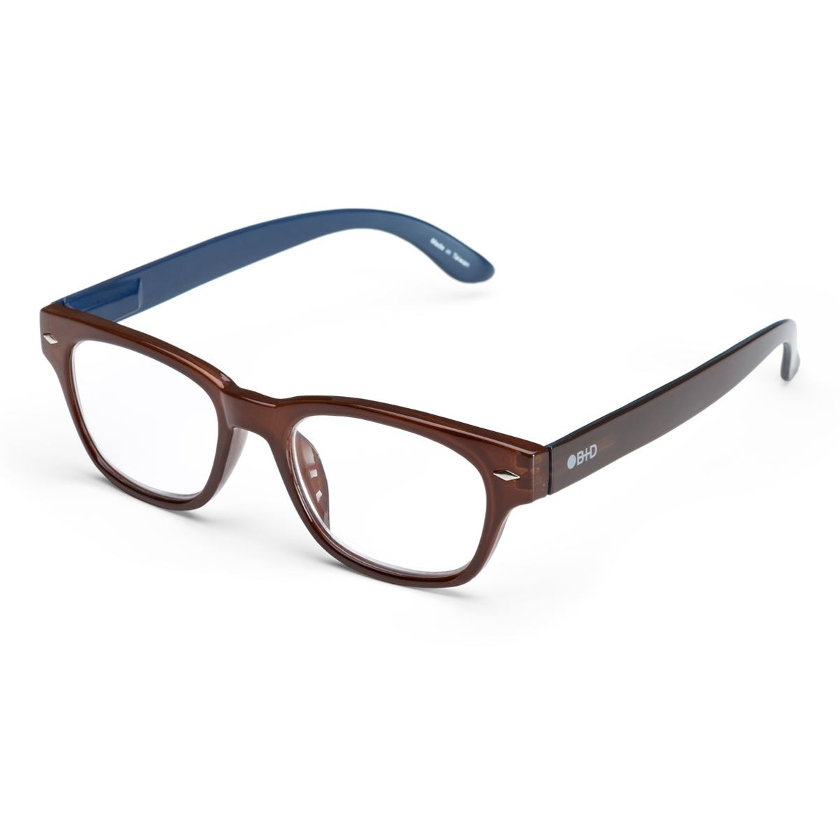 Lentes de lectura pregraduados super bold brown +2.00  - Sanborns