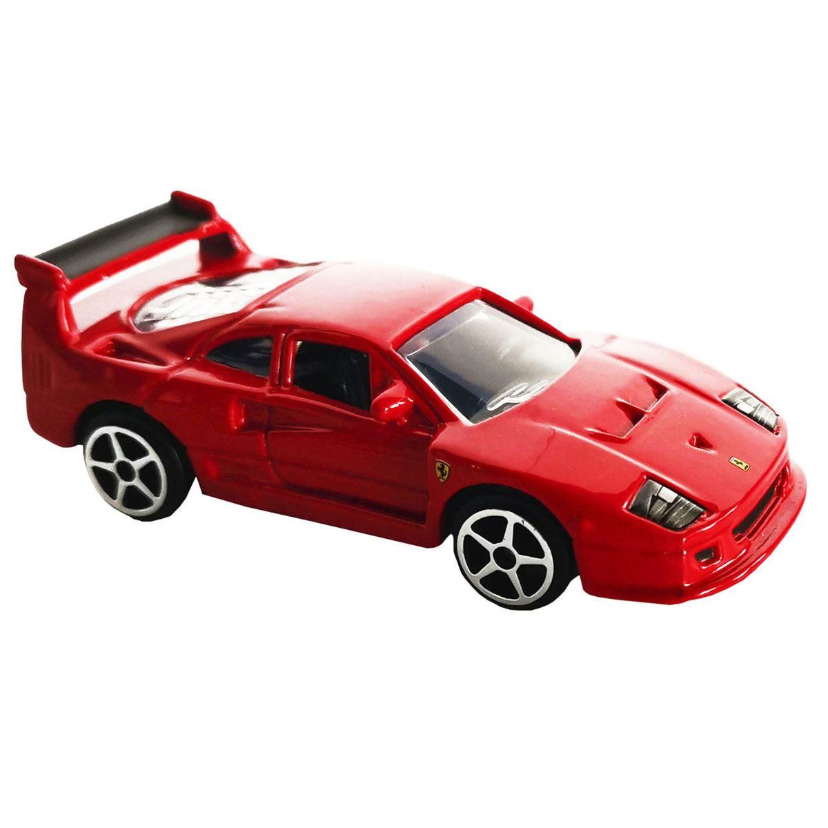 Carro de Juguete Ferrari