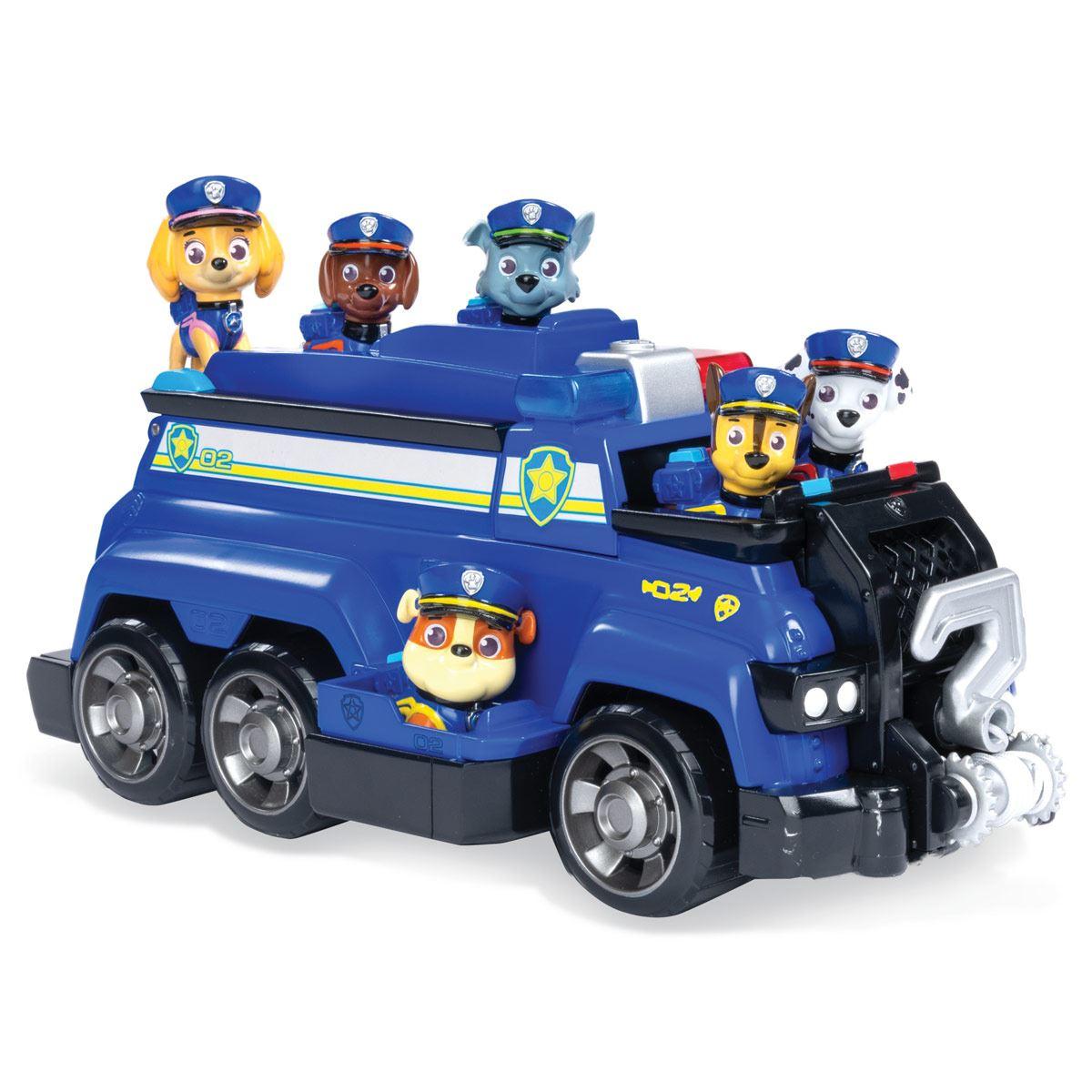 Vehículo de Chase Paw Patrol