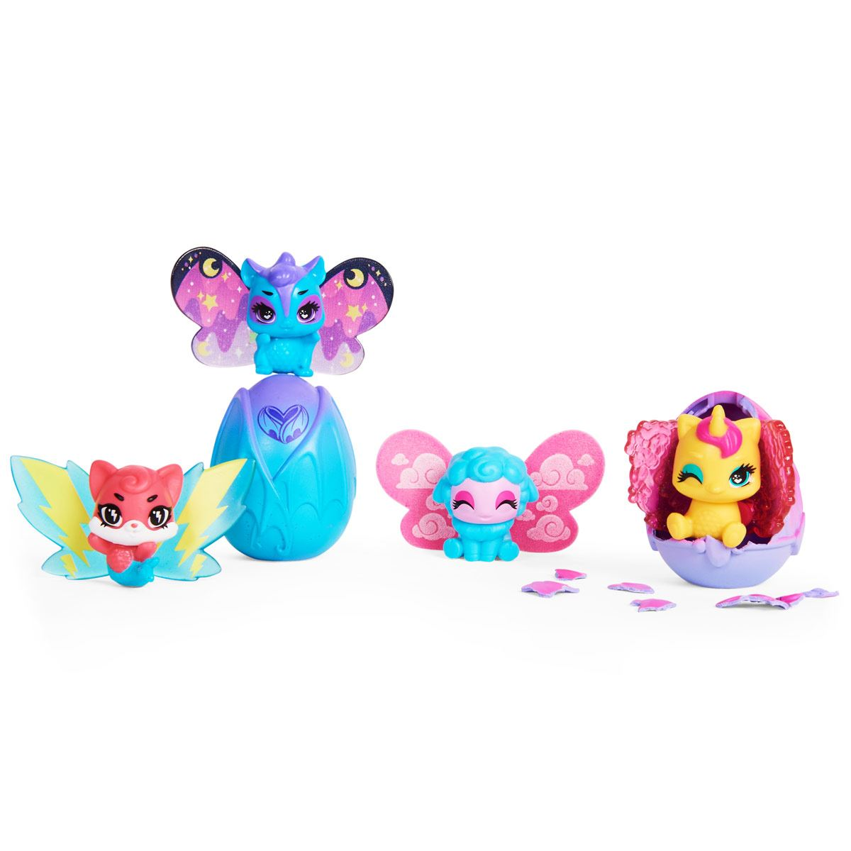 Wilder Wings 1 coleccionable Spin Master 6059011