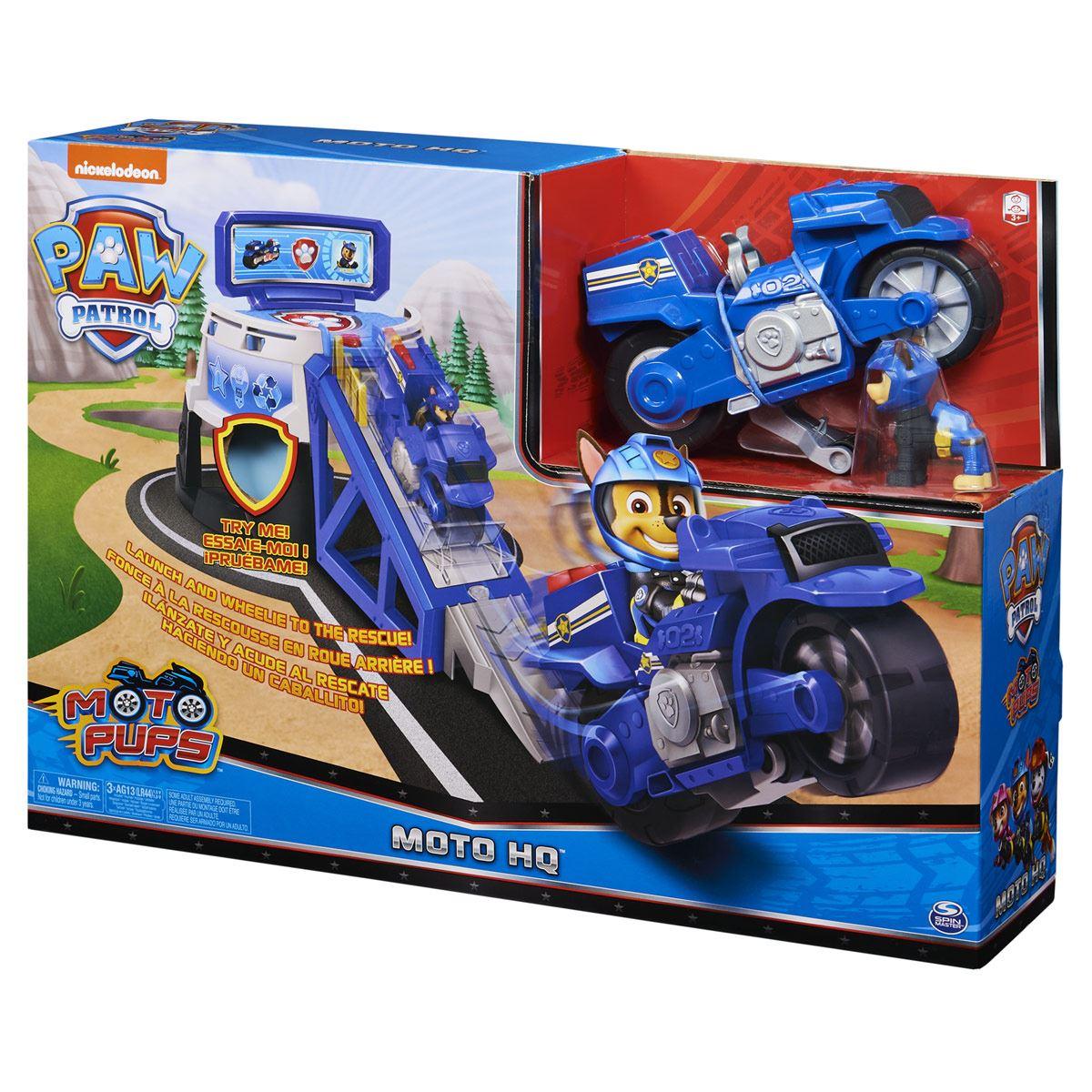 Moto Playset Spin Master 6060233