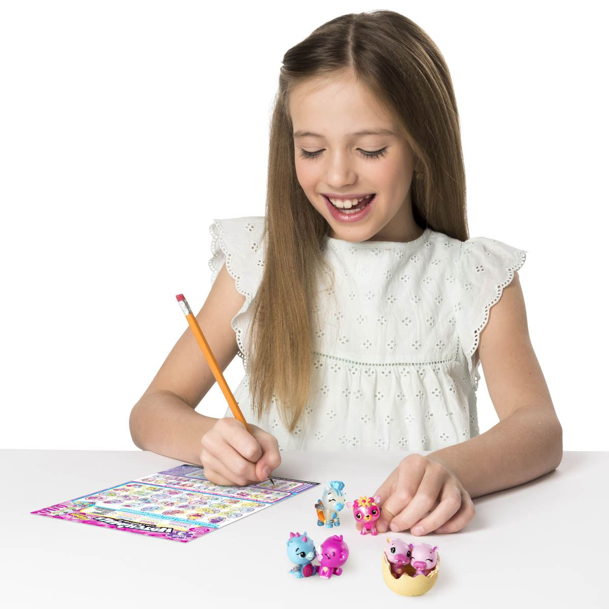 Hatchimals  Coleccionables 5 Figuras T3