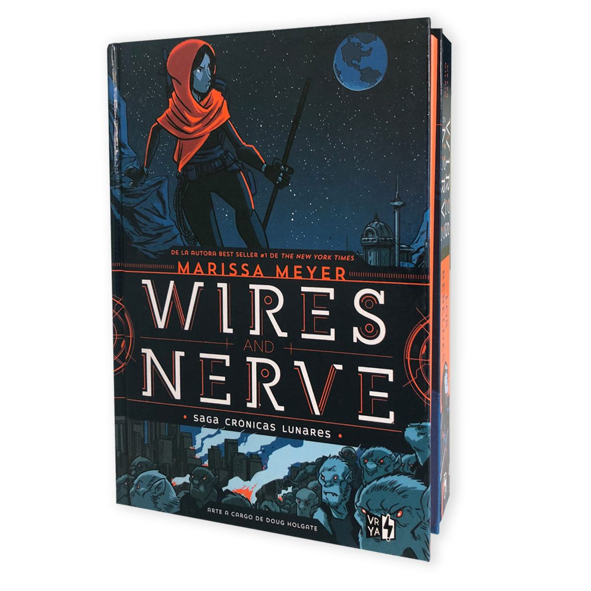 Pack Wires And Nerve