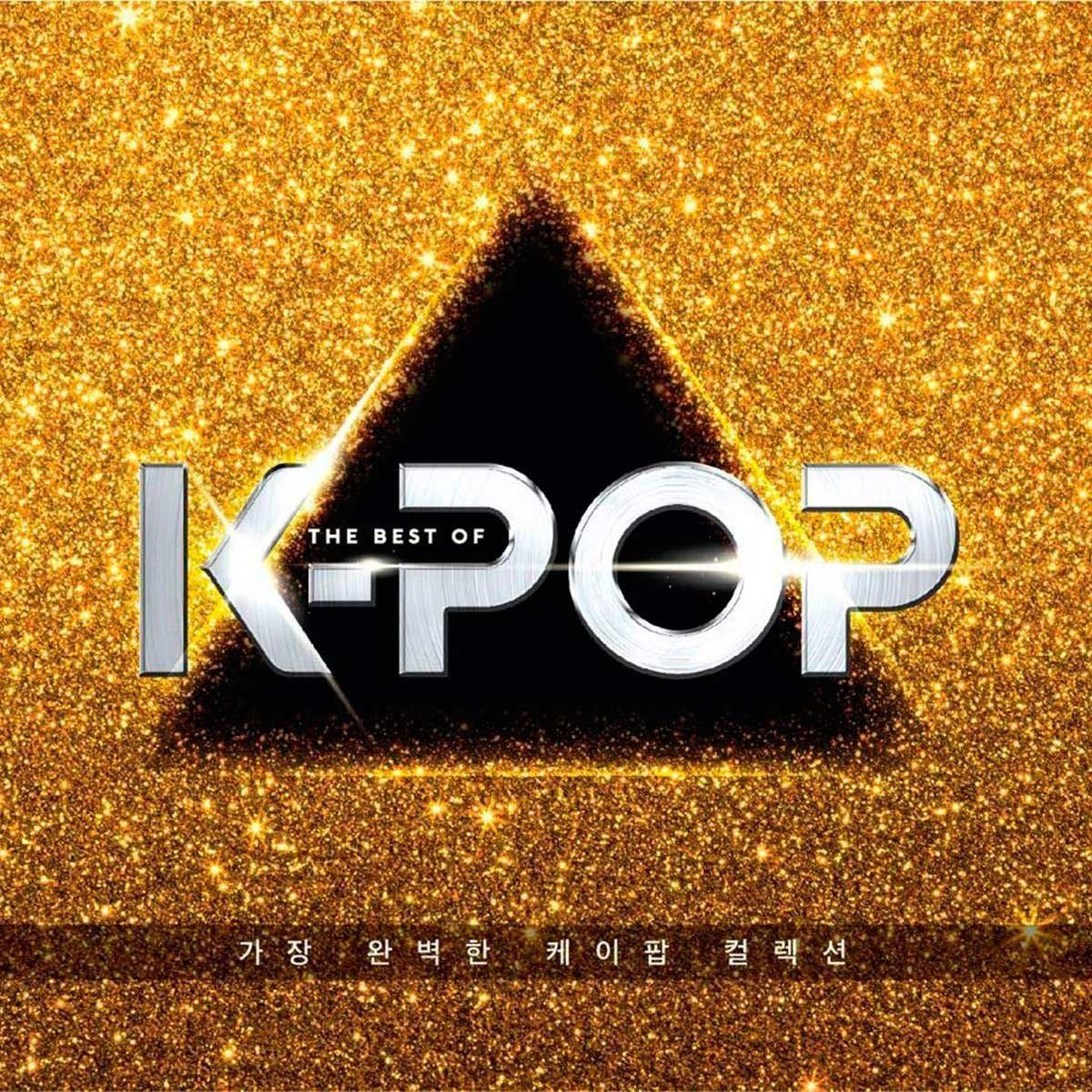 3 CDs The Best Of K-Pop The Ultimate Collection