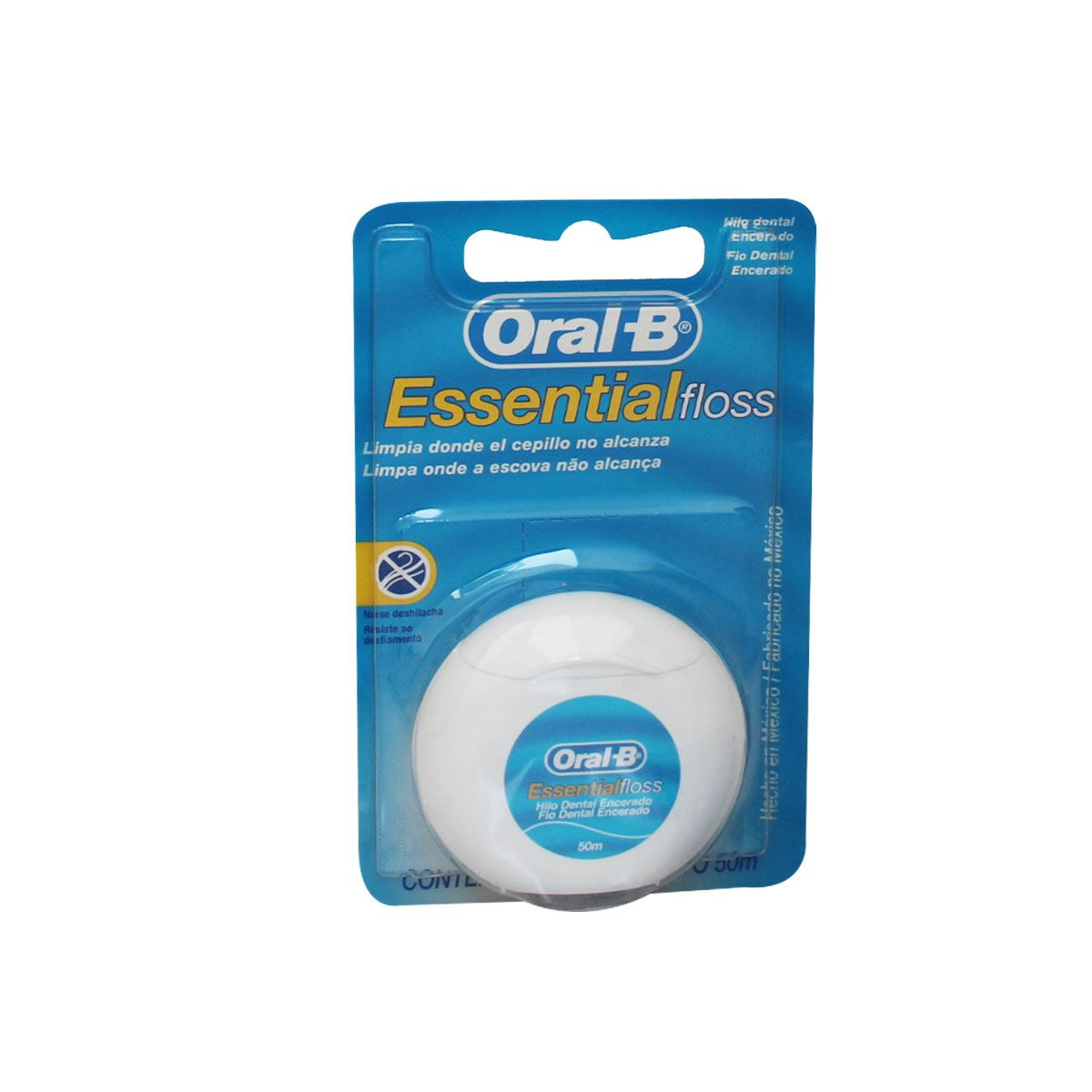 Hilo dental con cera oral-b  - Sanborns