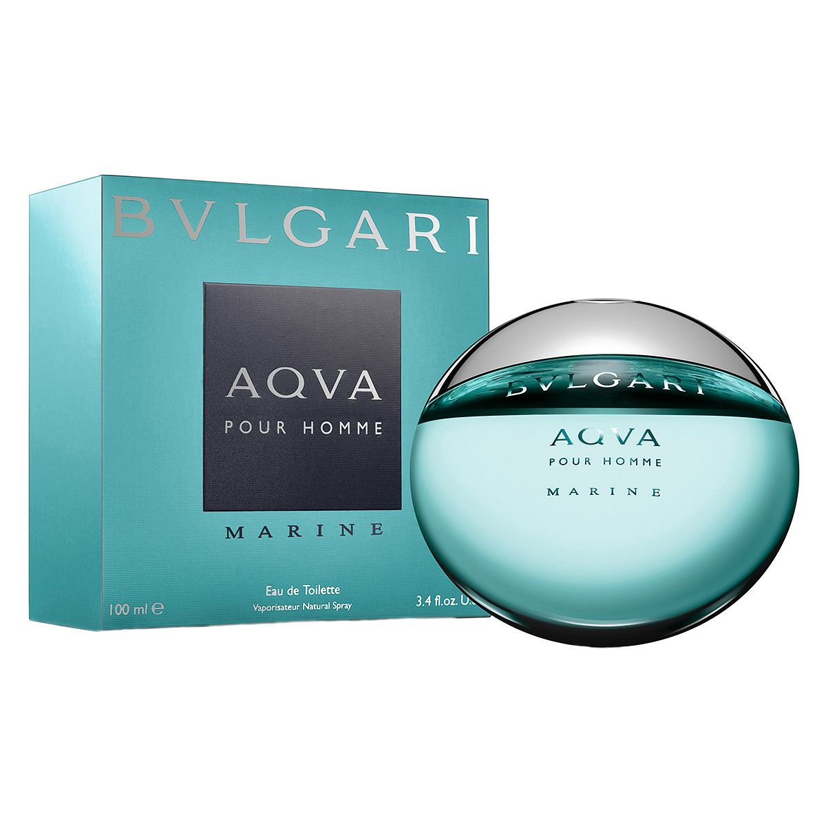 Aqua marine edt 100 ml  - Sanborns