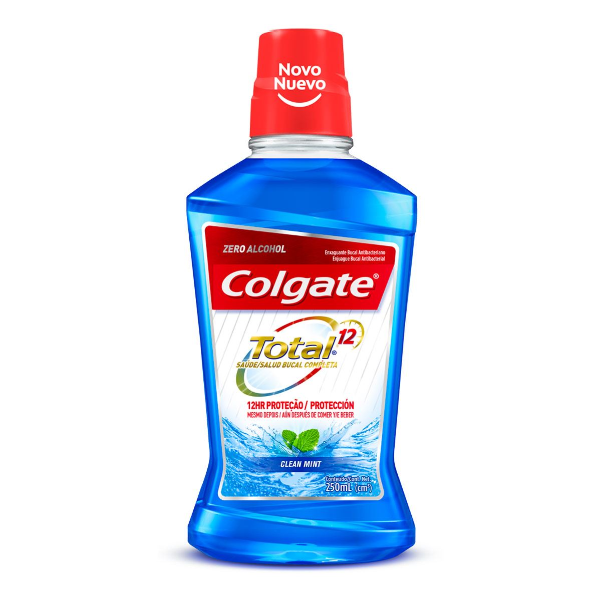 Enjuague Bucal Total Clean Colgate