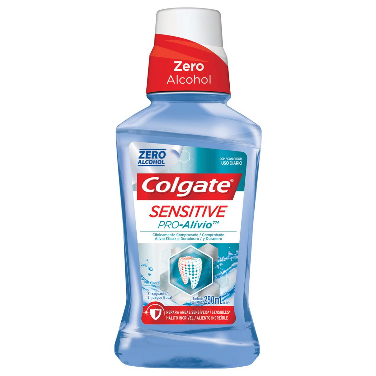 Enjuague Bucal Colgate Sensitive Pro-Alívio 250 ml