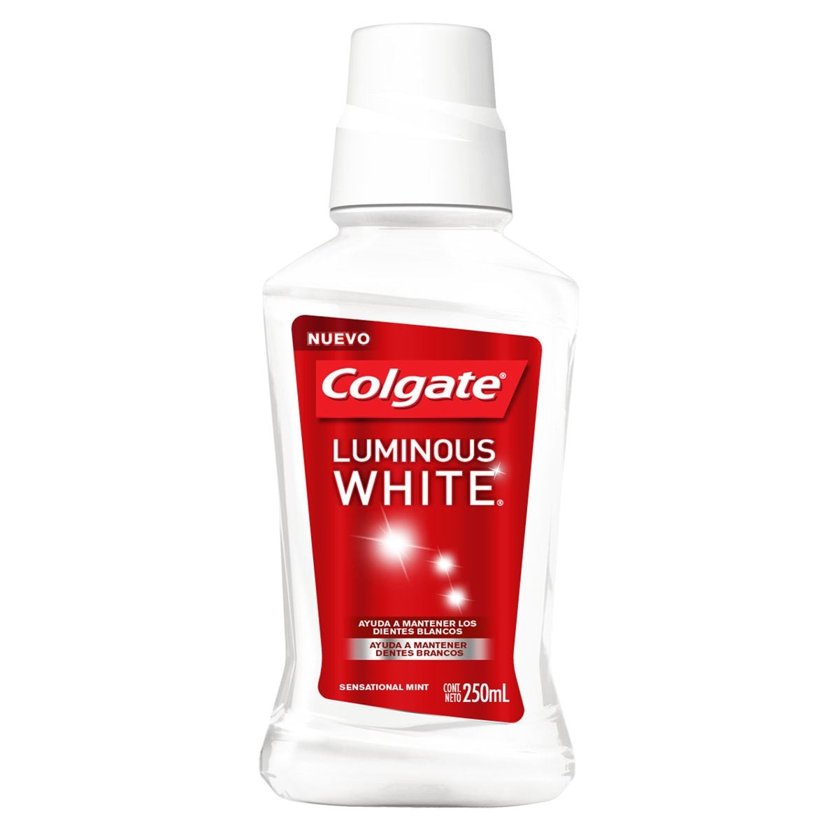 Enjuague Bucal Colgate Lum-White 250 ml