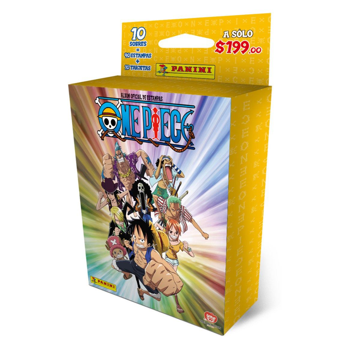 One Piece blister