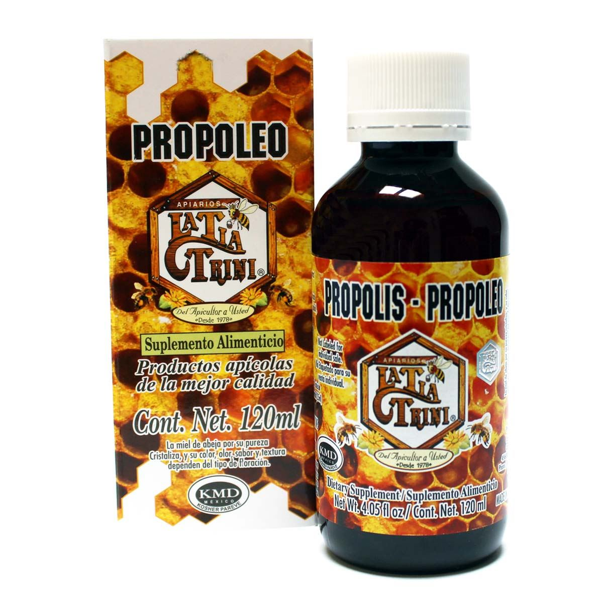 Propóleo chico 120 ml  - Sanborns