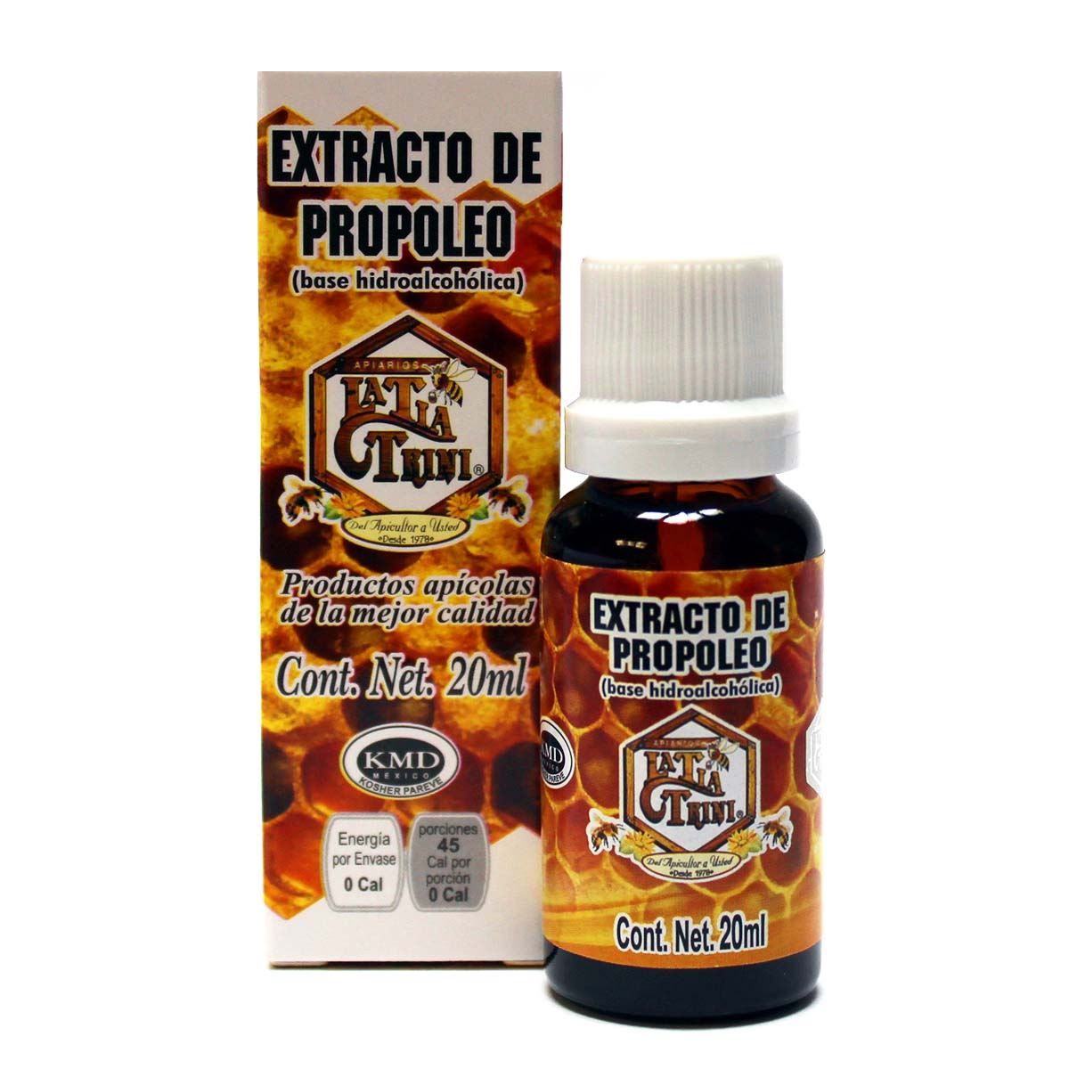 Extracto de Propóleo 20 ml