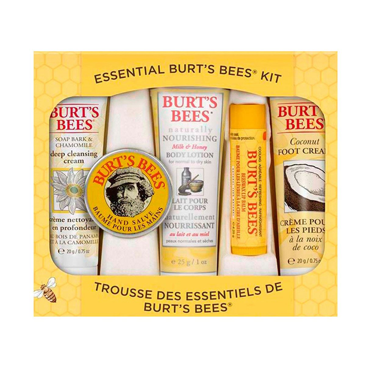 Kit de Regalo Burt's Bees Essentials