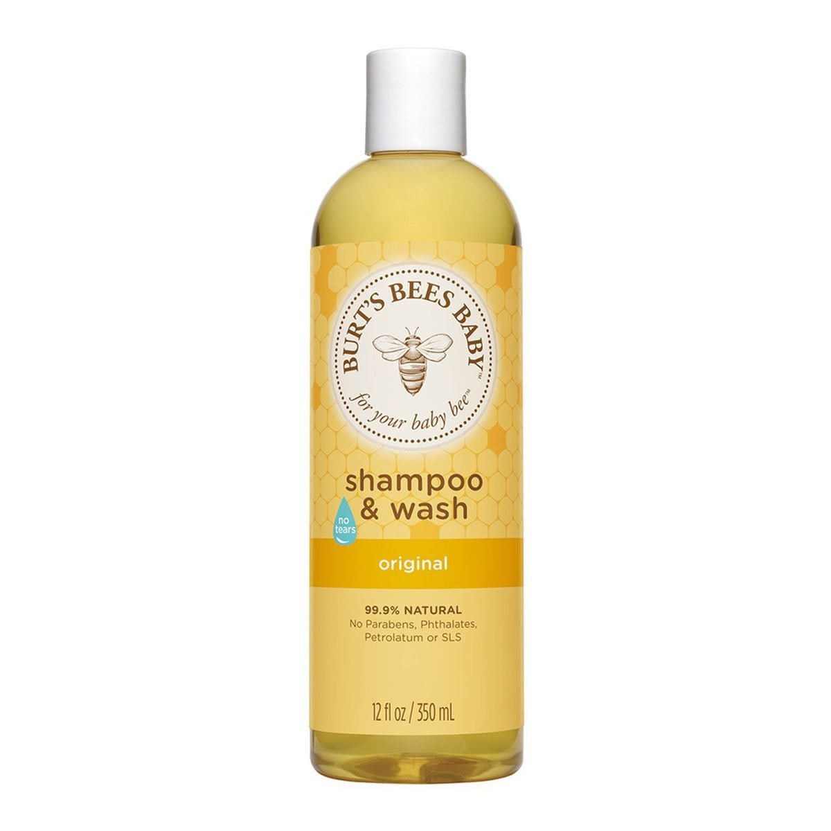 Baby bee shampoo & body wash  - Sanborns
