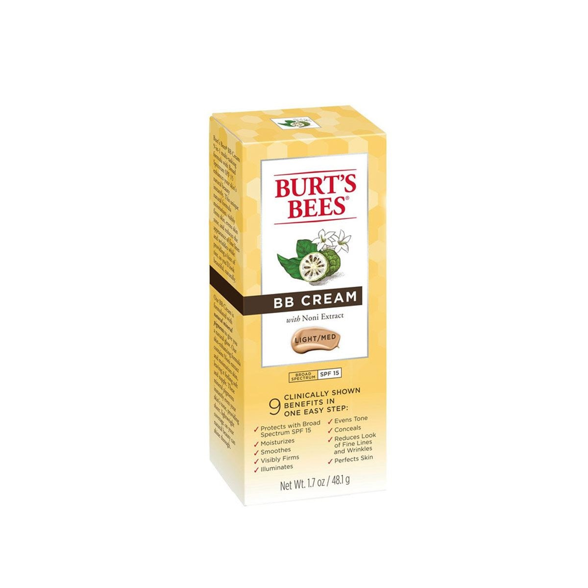 Burts Bees - Cream Light / Medium