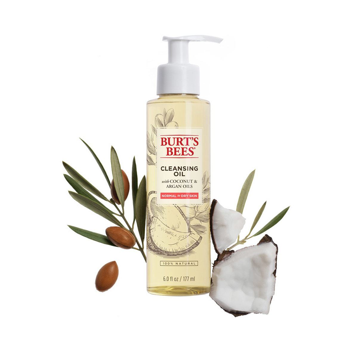Burts Bees - Cleansing Oil