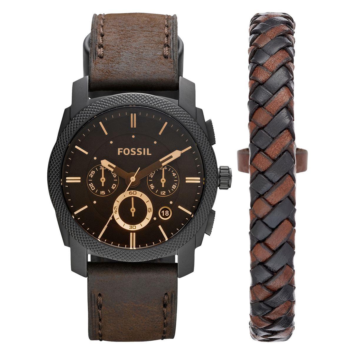 Reloj Fossil FS5251SET Para Caballero
