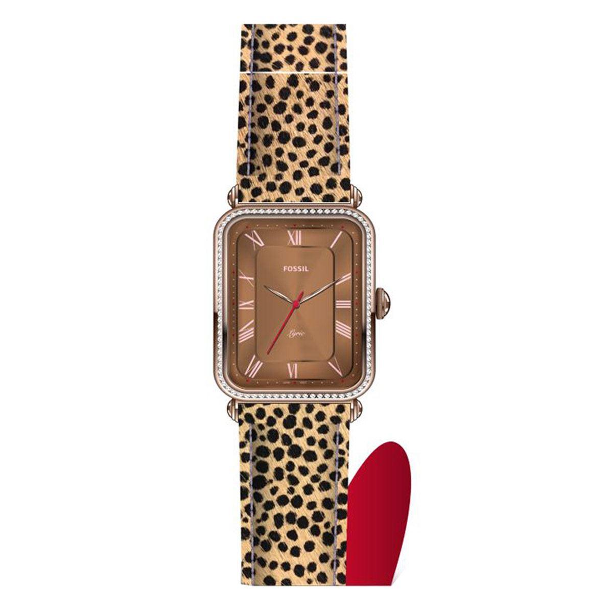 Reloj Fossil Dorado para Dama