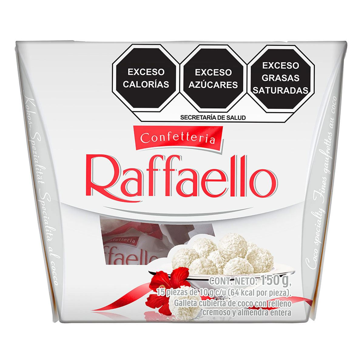 Caja de Chocolates Raffaello 150g