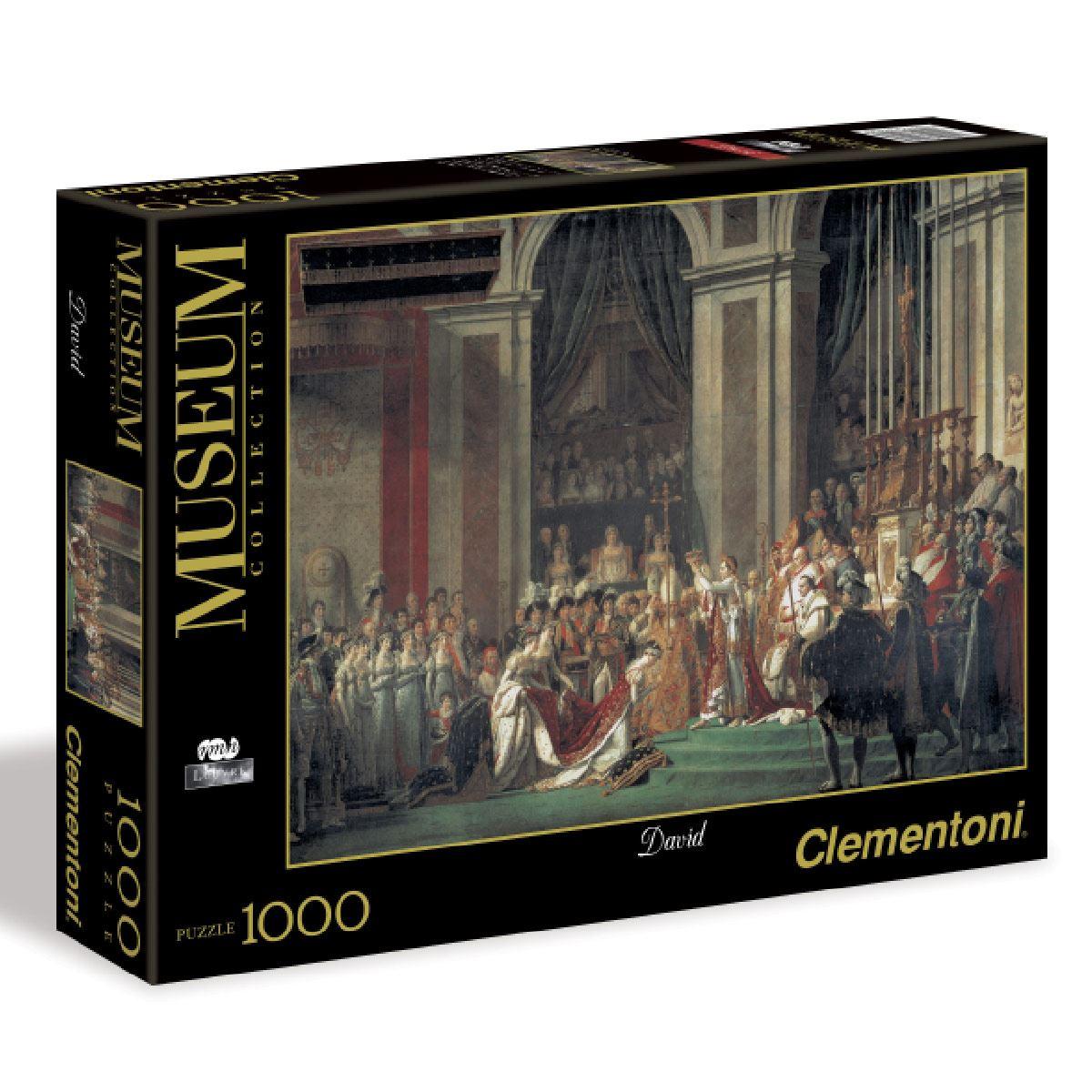 Rompecabezas 1000 piezas Arte Napoleón