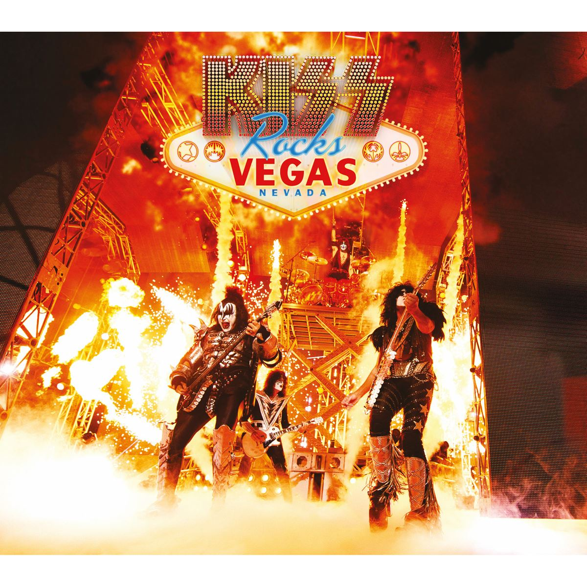 Cd kiss-  rocks vegas nevada  - Sanborns