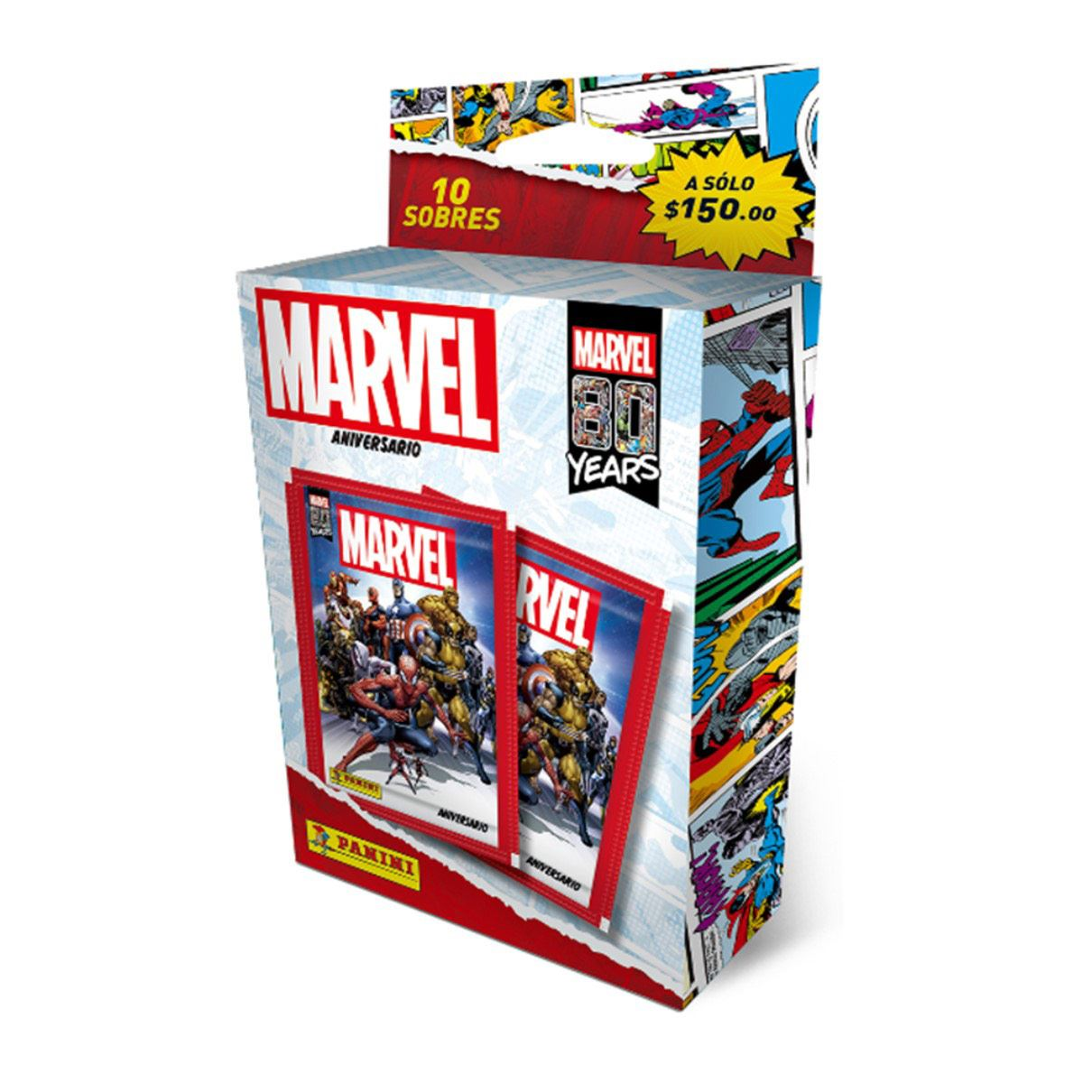 Blsiter Marvel 80th