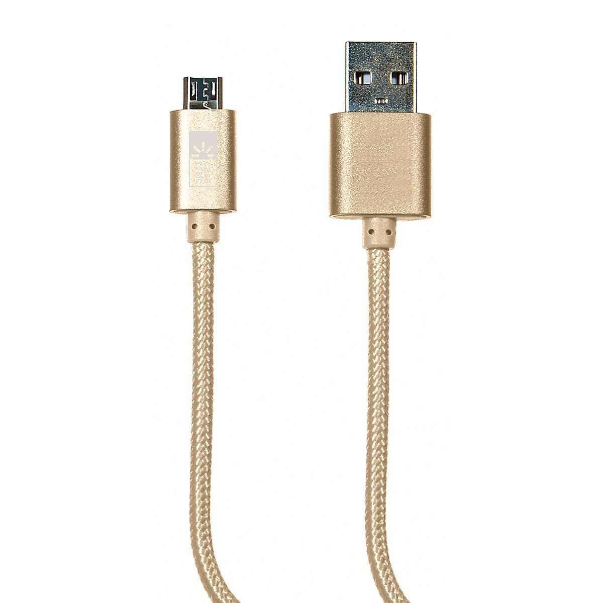 Cable MicroUSB Dorado Case Logic