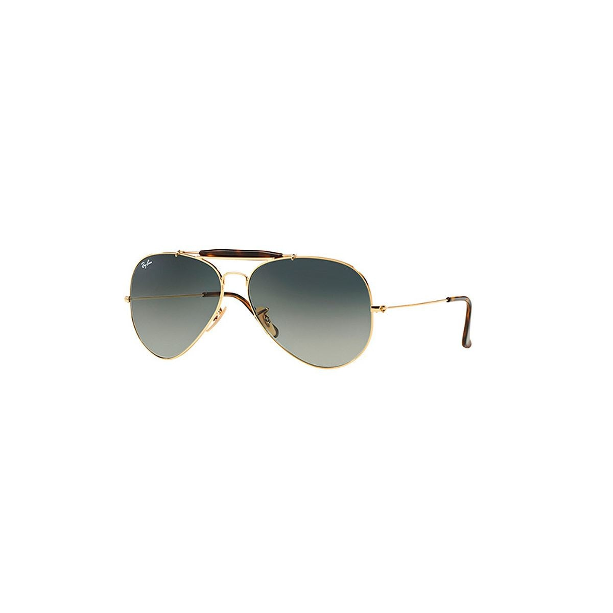Solar Ray Ban0Rb3025Plata/Gris58