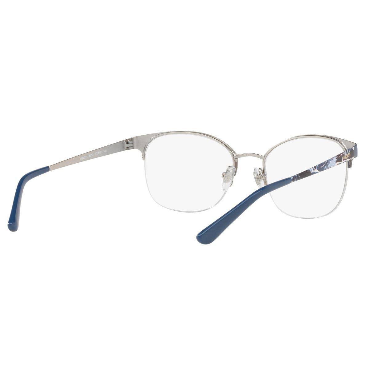 Vogue armazón metálico azul  - Sanborns