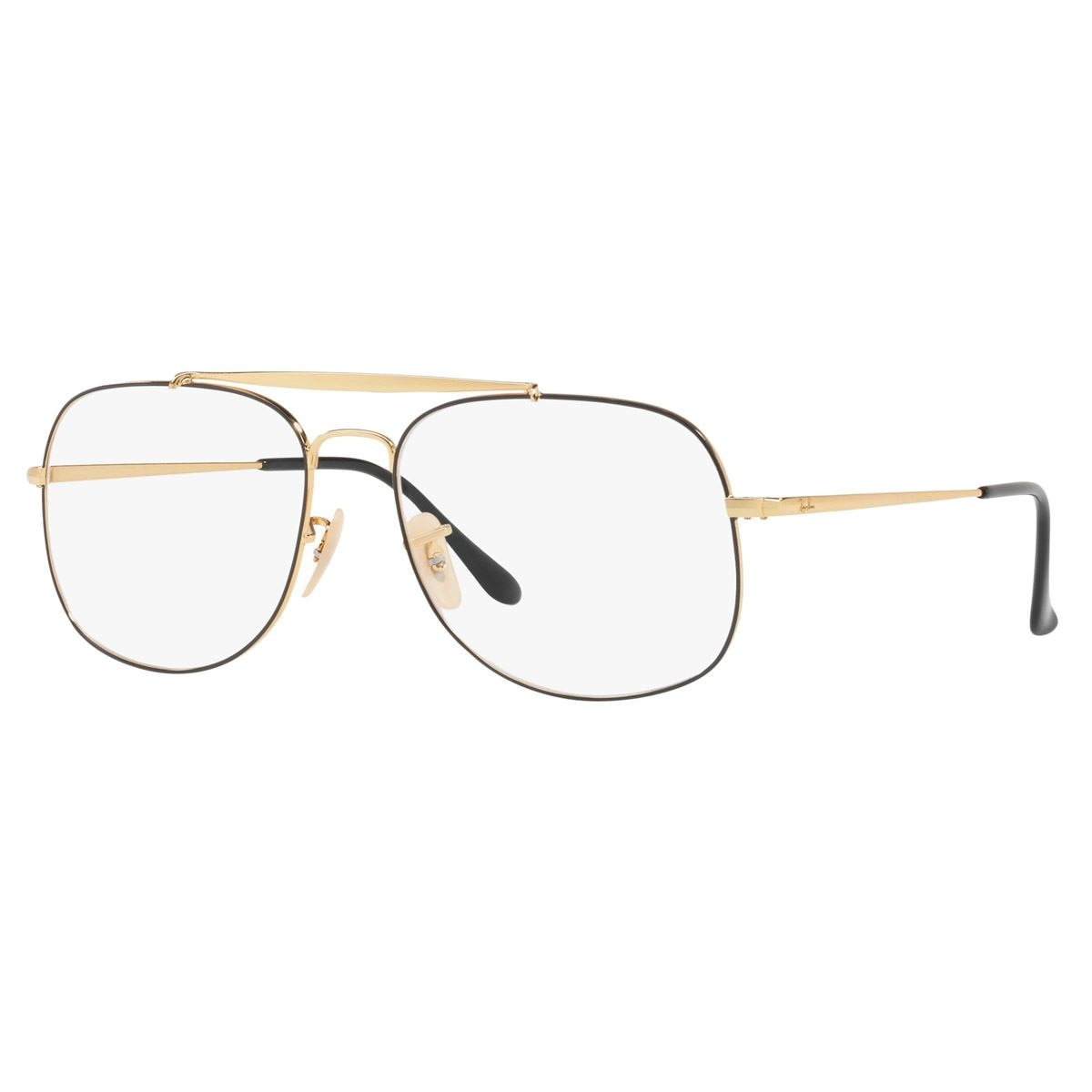 ae3822a69cf4c Ray ban the general armazón oro-negro en metal - Sanborns