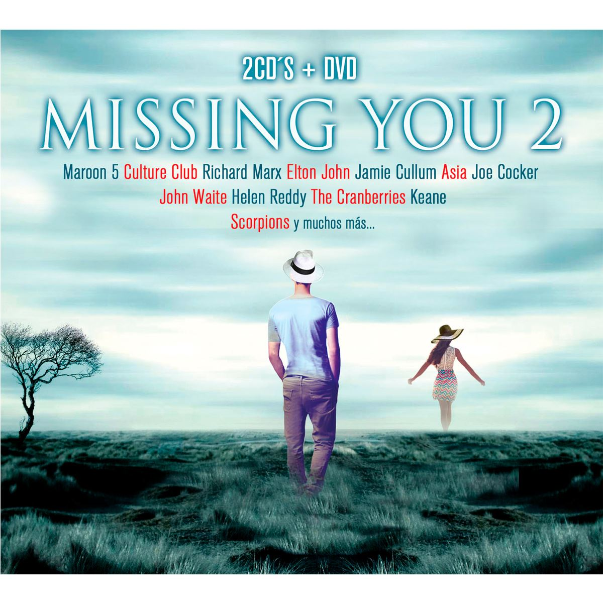 CD2/ DVD Missing You 2