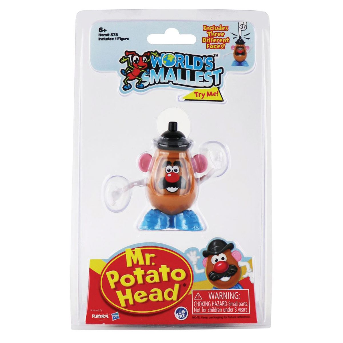 SUPER IMPULSE- WORLD´S SMALLEST MR POTATO HEAD