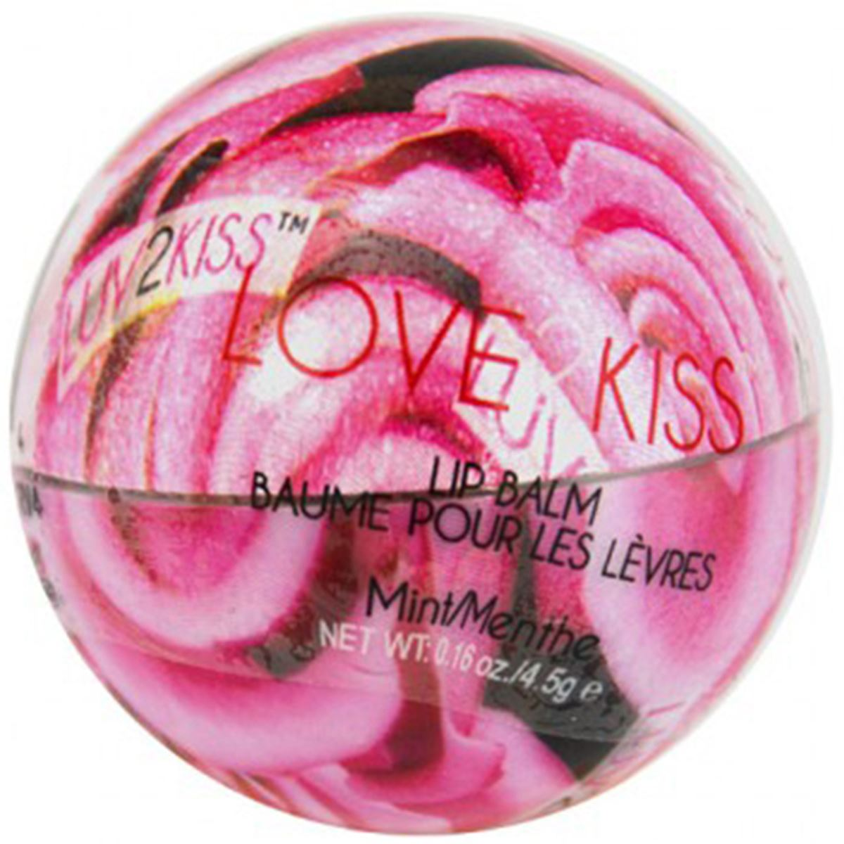 Luv2kiss lip balm- mint  - Sanborns