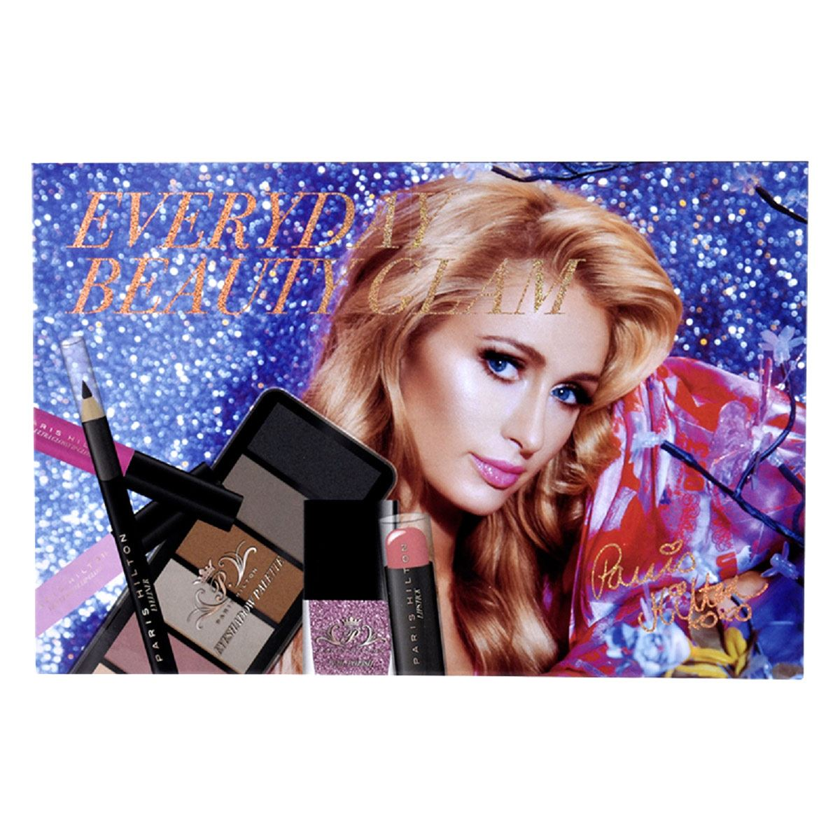 Estuche Paris Hilton Make Up Everyday Beauty Glam Set