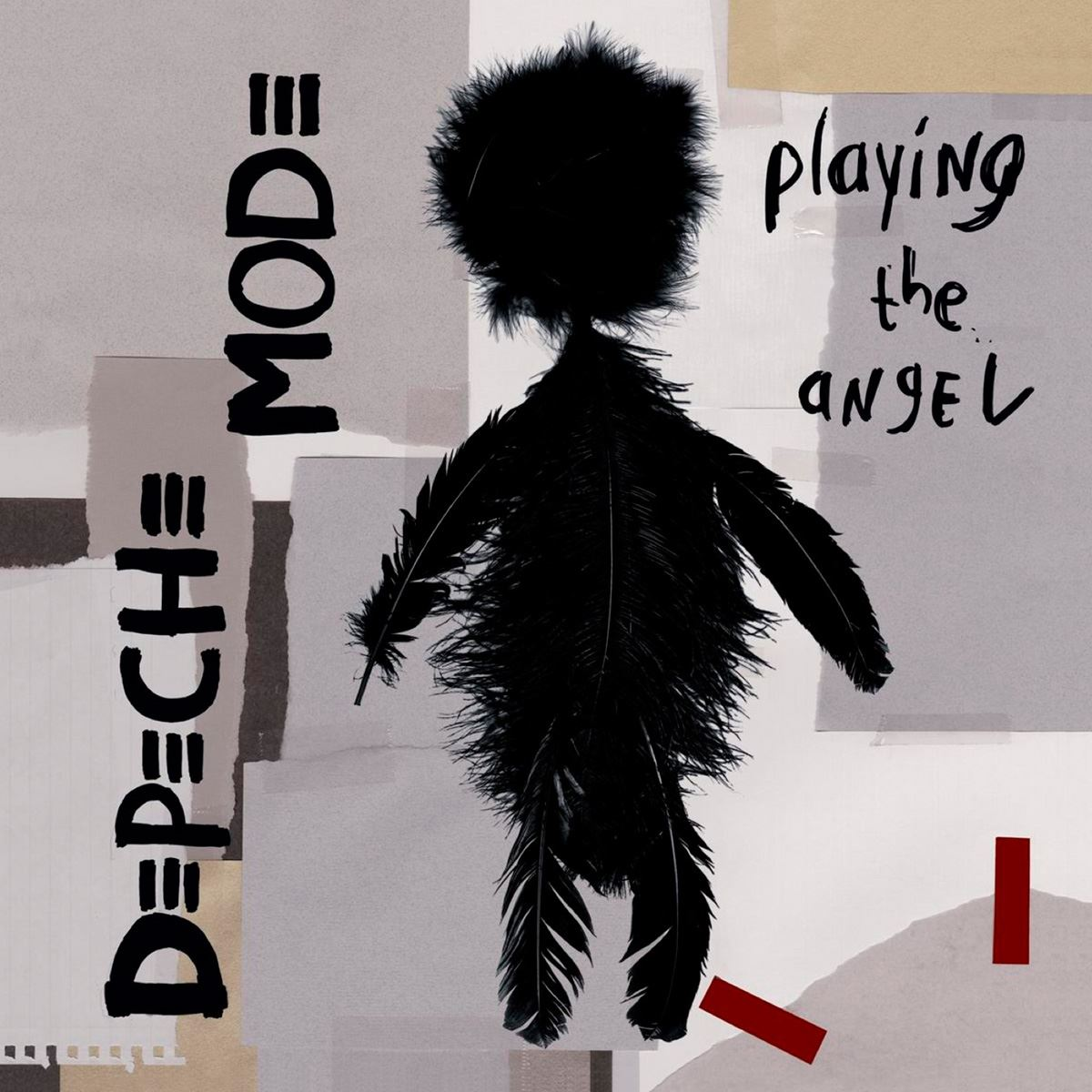 Cd depeche mode playing the angel  - Sanborns