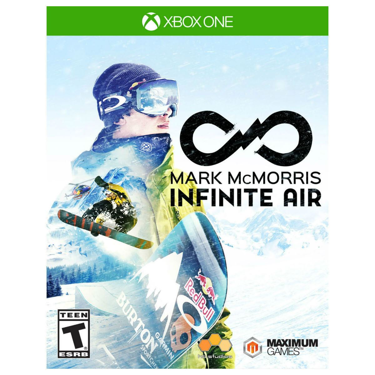 Mark McMorris Infinite Air Xbox ONE