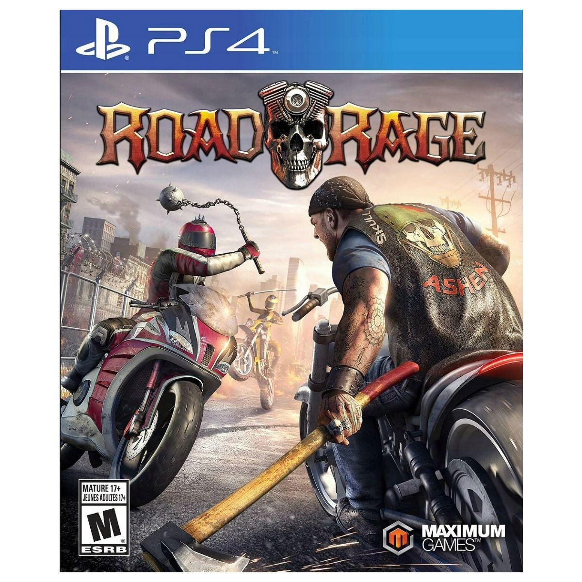 Road Rage PlayStation 4